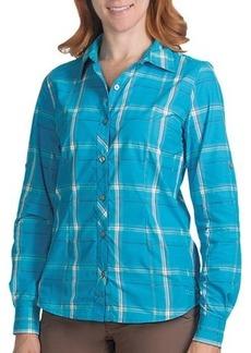 Marmot Supplex® Nylon Hailey Shirt - UPF 35, Roll-Up Long Sleeve (For Women)