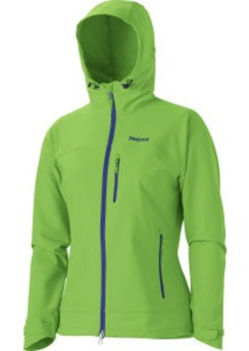 Marmot Tempo Hooded Softshell Jacket - Women's