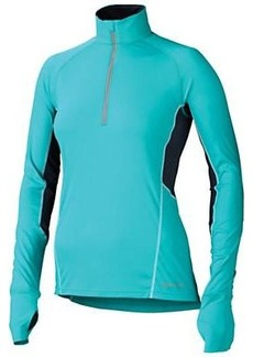 Marmot Women's Interval LS 1/2 Zip