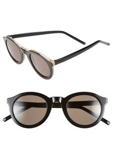 Marni 47mm Round Sunglasses