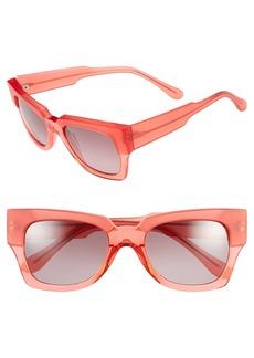 Marni 52mm Retro Sunglasses