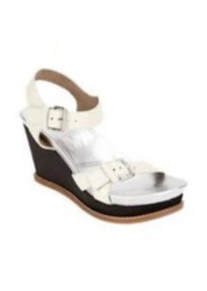 Marni Buckle-Strap Platform Wedge Sandals