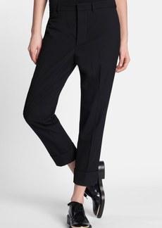Marni Cuff Straight Leg Pants