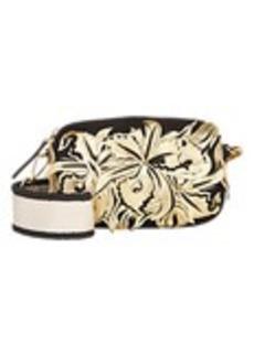 Marni Flower Appliqué Camera Bag