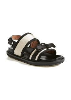 Marni 'Fussbett' Bow Sandal (Women)