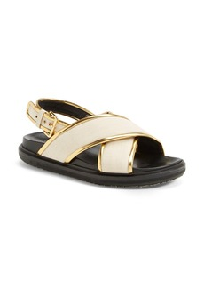 Marni 'Fussbett' Sandal (Women)