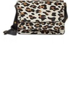 Marni Haircalf Small Trunk Bag