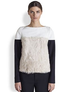 Marni Kid Fur Top
