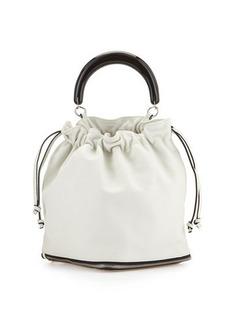 Marni Large Expandable Zip Satchel Bag