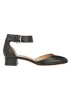 Marni Leather Mary Jane Pumps
