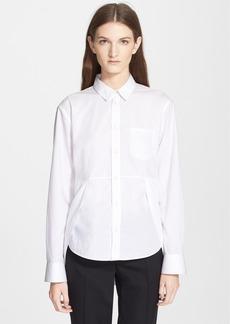 Marni Long Sleeve Cotton Poplin Shirt