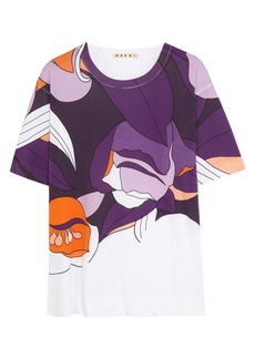 Marni Materic printed cotton T-shirt