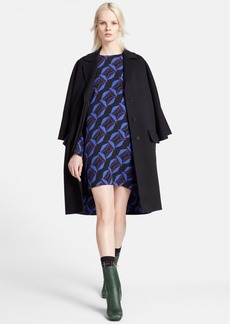 Marni Oversize Double Face Coat