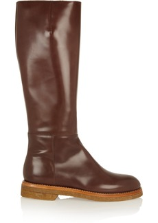 Marni Patent-leather knee boots
