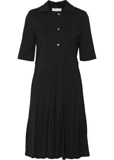 Marni Pleated cady dress