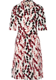 Marni Printed cotton dress