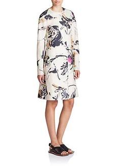 Marni Printed Linen Jacket