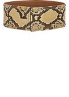 Marni Python Wide Belt