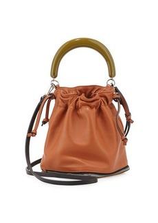 Marni Small Expandable Zip Satchel Bag