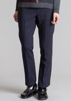 Marni Straight-Leg Tuxedo Pants