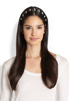 Marni Strass Jeweled Headband