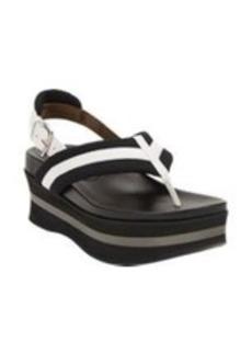 Marni Thong Slingback Platform Sandals