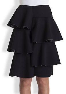 Marni Tiered Ruffle Skirt