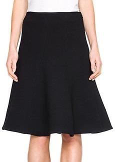 Marni Wool Crepe Tulip Skirt