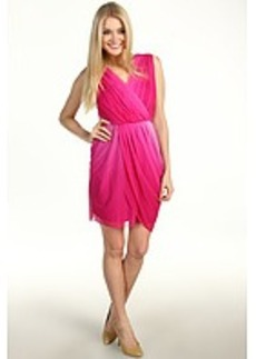 Max and Cleo Laura Ombre Jersey Mesh Dress
