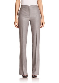 Max Mara Alessia Wool & Silk Pants