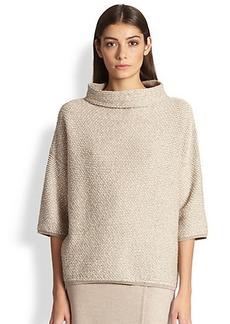 Max Mara Alton Tweed Pullover