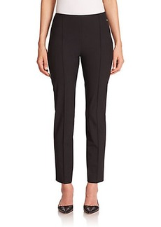 Max Mara Amadrid Stretch Wool Pants