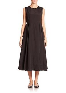 Max Mara Arizia Pleated Dress