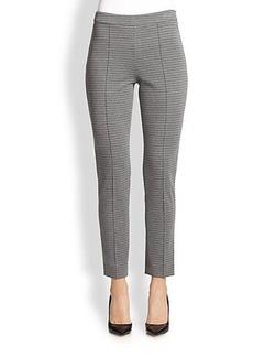 Max Mara Avana Jersey Jacquard Pants