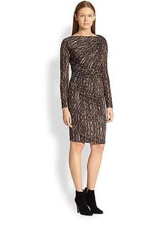 Max Mara Calesse Jersey Dress