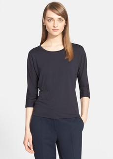 Max Mara 'Circe' Jersey Top