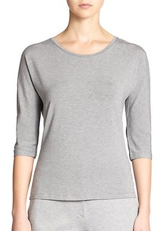 Max Mara Circe Jersey Top