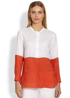 Max Mara Colorblock Shirt
