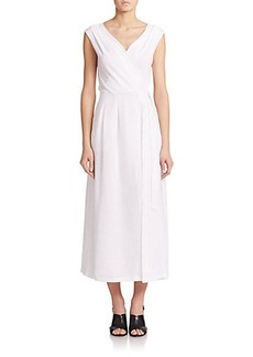 Max Mara Corsaro Wrap Dress