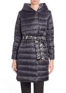 Max Mara Cube Collection Noveor Reversible Quilted Jacket