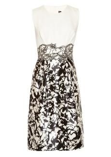 Max mara Elegante Amarena dress