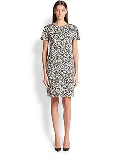 Max Mara Estella Confetti Cotton Dress