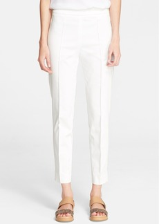 Max Mara 'Furetto' Side Zip Pants