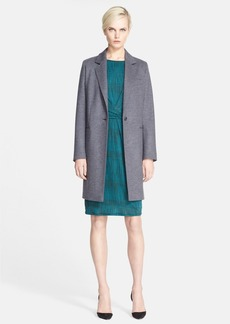 Max Mara 'Haway' Long One-Button Cardigan Jacket