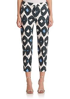 Max Mara Kali Printed Pants