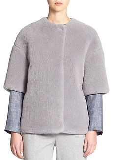 Max Mara Kiss Cashmere Chubby Sweater
