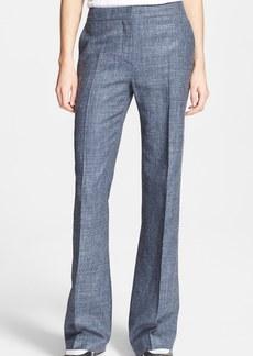 Max Mara 'Laghi' Silk & Linen Blend Pants