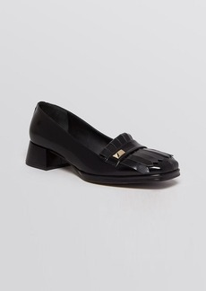 Max Mara Loafer Pumps - Lyon Mid Heel