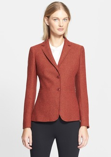 Max Mara 'Mandare' Tweed Jacket