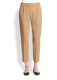 Max Mara Maser Camelhair Cropped Pants